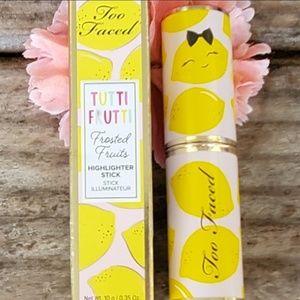NIB Too Faced Tutti Frutti Highlighghter